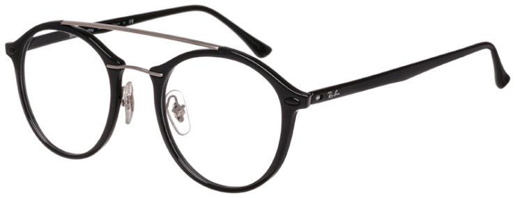 prescription-glasses-Ray-Ban-LightRay-RB7111-2000-45