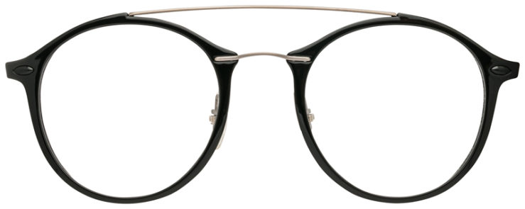prescription-glasses-Ray-Ban-LightRay-RB7111-2000-FRONT