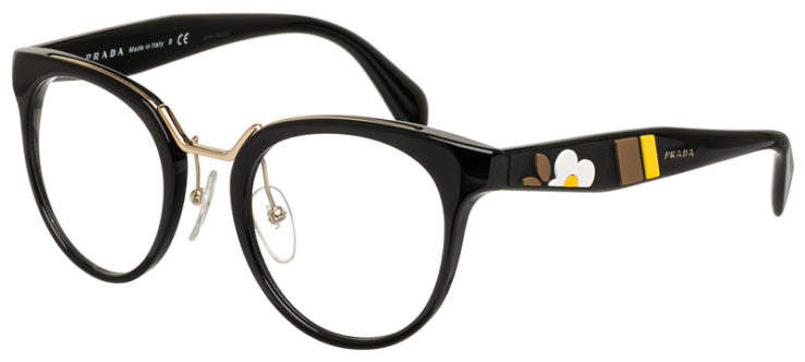 prescription-glasses-Prada-VPR03U-1AB-101-45