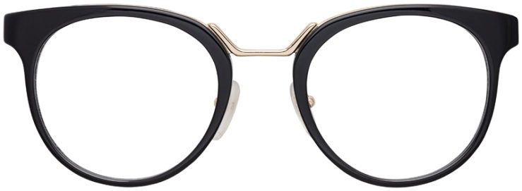 prescription-glasses-Prada-VPR03U-1AB-101-FRONT