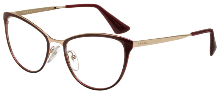 prescription-glasses-Prada-VPR55T-UF6-101-45