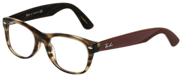 prescription-glasses-Ray-Ban-NewWayfarer-RB5184-5798-45