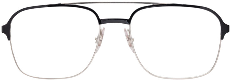 prescription-glasses-Ray-Ban-RB6404-2861-FRONT