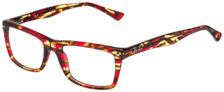 prescription-glasses-Ray-Ban-RB5287-5710-45