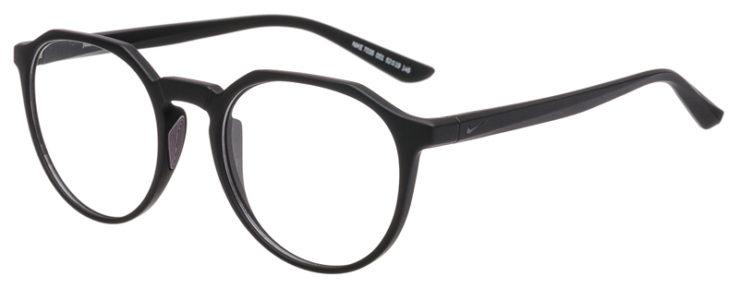 prescription-glasses-Nike-7035-Matte-Black-Gun-45