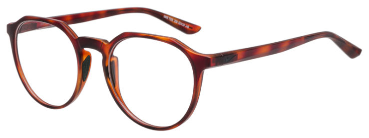 prescription-glasses-Nike-7035-Matte-Tortoise-45