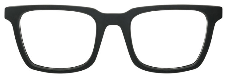 prescription-glasses-Nike-7111-Matte-Black-FRONT