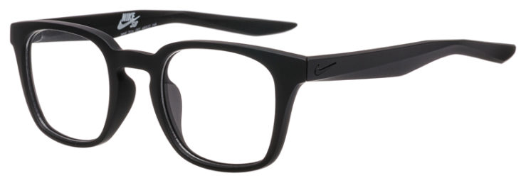 prescription-glasses-Nike-7114-Matte-Black-45
