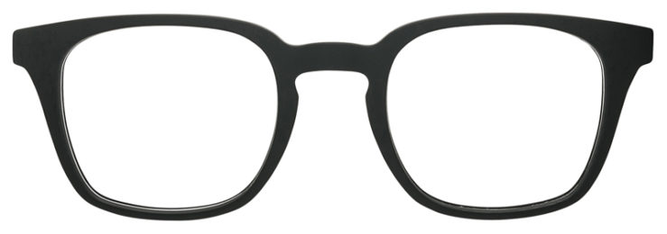 prescription-glasses-Nike-7114-Matte-Black-FRONT