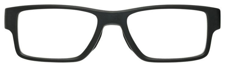 prescription-glasses-Oakley-Airdrop-MNP-Satin-Black-FRONT