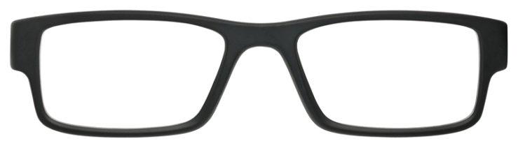 prescription-glasses-Oakley-Airdrop-Satin-Black-FRONT
