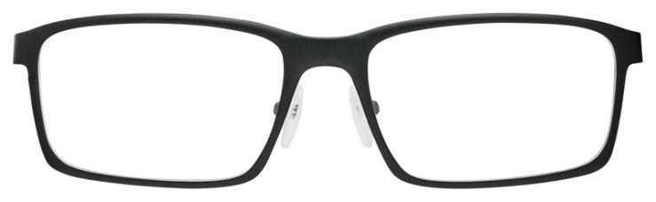 prescription-glasses-Oakley-Base-Plane-Satin-Black-FRONT