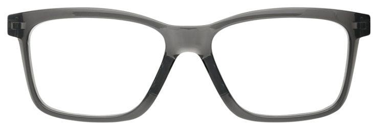 prescription-glasses-Oakley-Fenceline-Grey-Smoke-FRONT