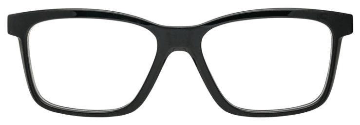 prescription-glasses-Oakley-Fenceline-Polished-Black-FRONT