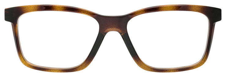 prescription-glasses-Oakley-Fenceline-Polished-Tortoise-FRONT