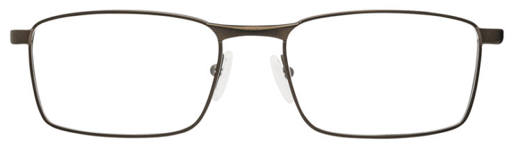 prescription-glasses-Oakley-Fuller-pewter-FRONT