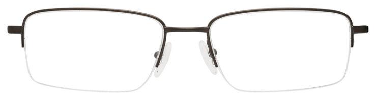 prescription-glasses-Oakley-Gauge-5.1-Titanium-Matte-Cement-FRONT