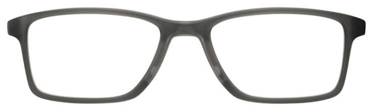 prescription-glasses-Oakley-Gauge-7.1-Satin-Grey-smoke-FRONT