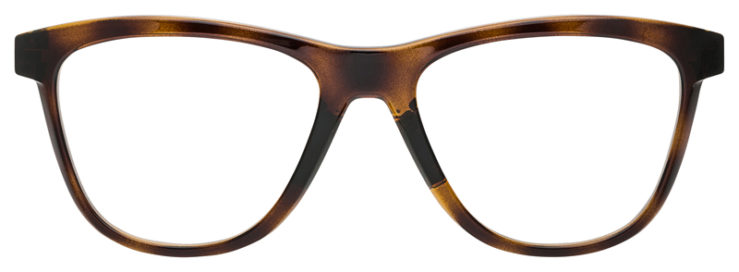 prescription-glasses-Oakley-Grounded-Polished-Tortoise-FRONT