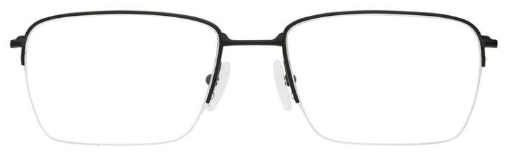 prescription-glasses-Oakley-Guage-3.2-Blade-Matte-Black-FRONT