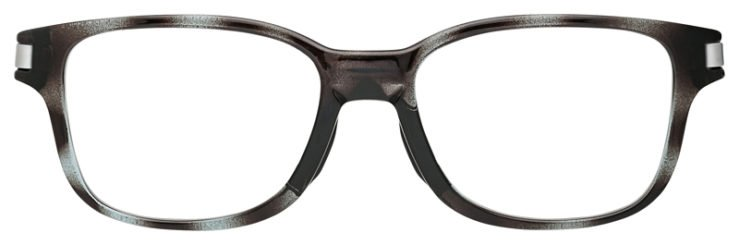 prescription-glasses-Oakley-Latch-SS-Polished-Grey-Tortoise-FRONT