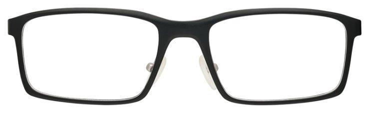 prescription-glasses-Oakley-Milestone-Satin-Black-FRONT