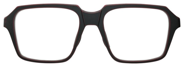 prescription-glasses-Oakley-Miter-Satin-Brick-Red-FRONT