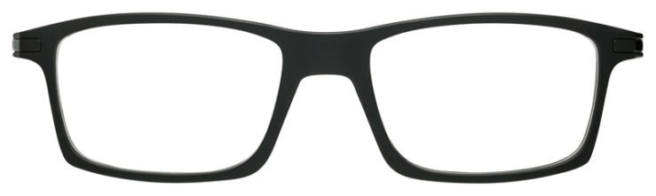 prescription-glasses-Oakley-Pitchman-Satin-Black-FRONT