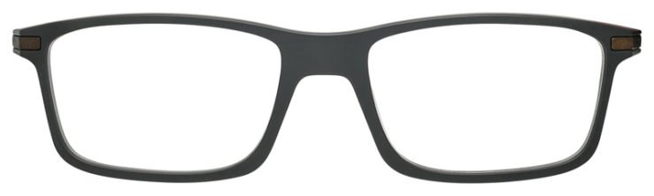 prescription-glasses-Oakley-Pitchman-Satin-Pavement-FRONT