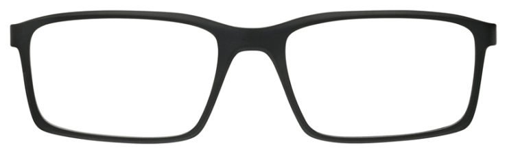 prescription-glasses-Oakley-Steel-Line-S-Satin-Black-FRONT