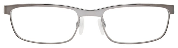 prescription-glasses-Oakley-Steel-plate-Gunmetal-FRONT