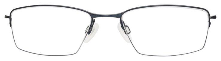 prescription-glasses-Oakley-lizard-Titanium-Polished-Midnight-FRONT