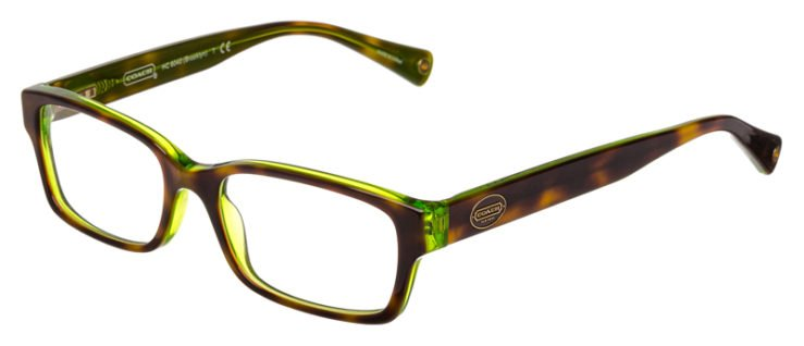 prescription-glasses-Coach-HC6040-Brooklyn-Torotise-Green-45