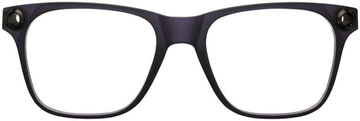 prescription-glasses-Oakley-Apparition-Satin-Grey-Smoke-FRONT