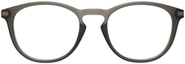 prescription-glasses-Oakley-Pitchman-R-Carbon-Satin-Grey-Smoke-FRONT