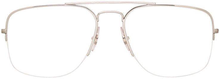 prescription-glasses-Ray-Ban-GENERAL-GAZE-RB6441-2501-FRONT