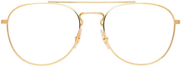 prescription-glasses-Ray-Ban-RB6414-2500-FRONT