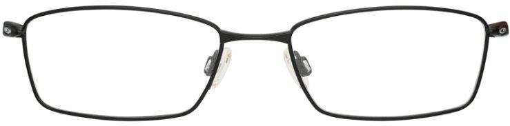 prescription-glassesOakley-Coin-Titanium-Satin-Black-FRONT