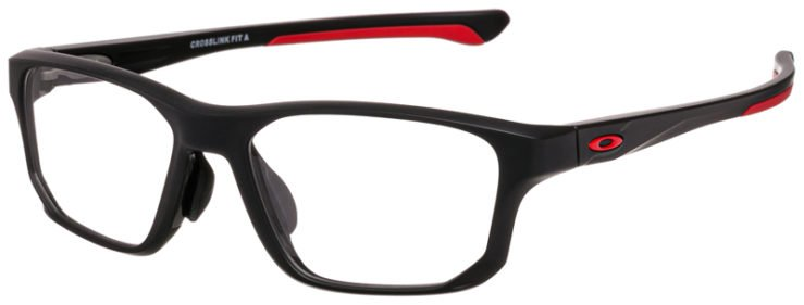 prescription-glassesOakley-Crosslink-Fit-(A)-Satin-Black-Red-45