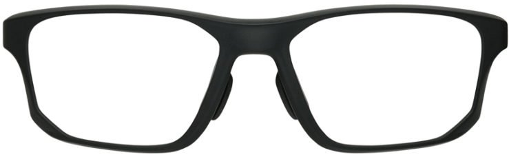 prescription-glassesOakley-Crosslink-Fit-(A)-Satin-Black-Red-FRONT