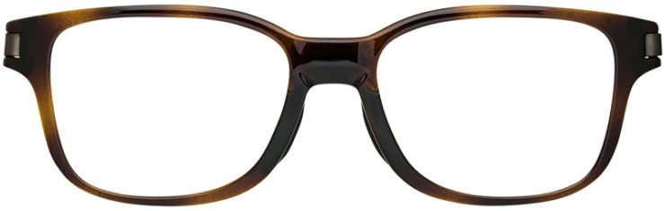 prescription-glassesOakley-Latch-SS-Polished-Brown-Tortoise-FRONT