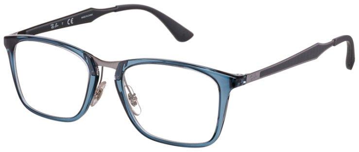 prescription-glassesRay-Ban-LightRay-RB7131-5719-45