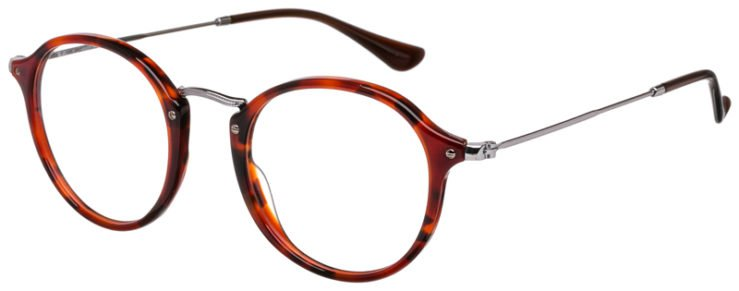 prescription-glassesRay-Ban-ROUND-FLECK-RB2447-V-5831-45
