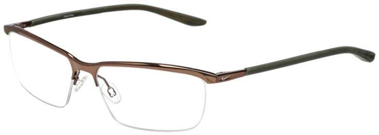 prescription-glasses-Nike-6071-Cargo Khaki-45