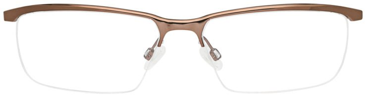 prescription-glasses-Nike-6071-Cargo Khaki-FRONT