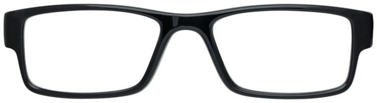 prescription-glasses-Oakley-Airdrop-Black-Ink-FRONT