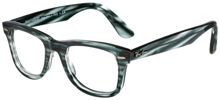 prescription-glasses-Ray-Ban-Wayfarer-RB4340-V-8039-45