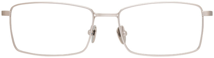 prescription-glasses-Calvin-Klein-CK18119-satin-silver-FRONT
