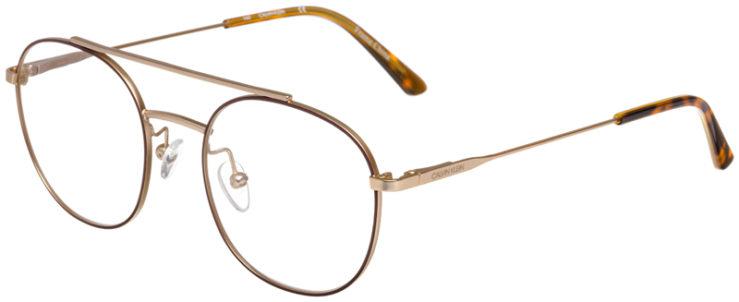 prescription-glasses-Calvin-Klein-CK18123-satin-brown-45