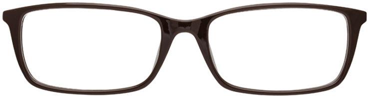 prescription-glasses-Calvin-Klein-CK18544-dark-brown-FRONT